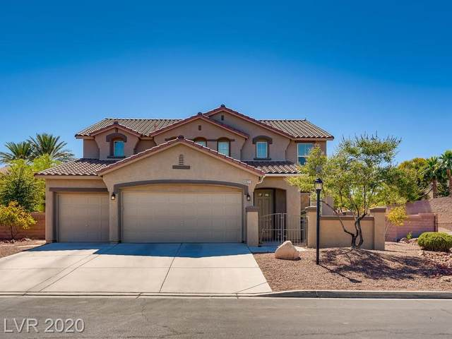 4021 Mountain Trek Street, Las Vegas, NV 89129 (MLS #2232898) :: The Mark Wiley Group | Keller Williams Realty SW