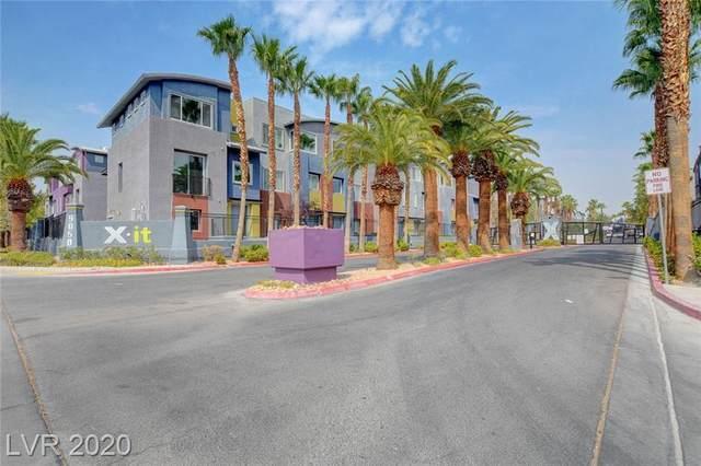 9050 Tropicana Avenue #1099, Las Vegas, NV 89147 (MLS #2232905) :: Billy OKeefe | Berkshire Hathaway HomeServices