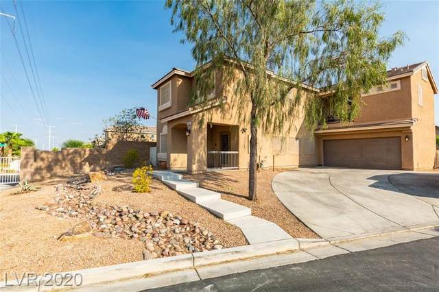 5083 Gibson Falls Court, Las Vegas, NV 89141 (MLS #2232906) :: The Lindstrom Group