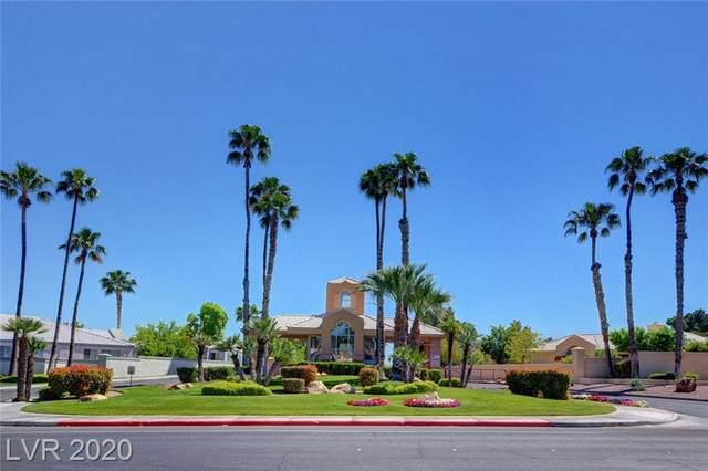 444 Purple Finch, Las Vegas, NV 89107 (MLS #2232915) :: The Lindstrom Group