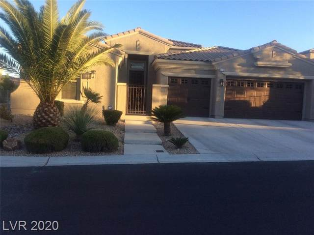 9957 Scenic Walk Avenue, Las Vegas, NV 89149 (MLS #2232917) :: The Shear Team