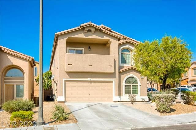 6757 Lincoln Wood Street, Las Vegas, NV 89149 (MLS #2232932) :: The Lindstrom Group