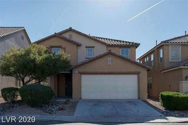 6129 Berrien Springs St Street, North Las Vegas, NV 89081 (MLS #2232953) :: The Shear Team