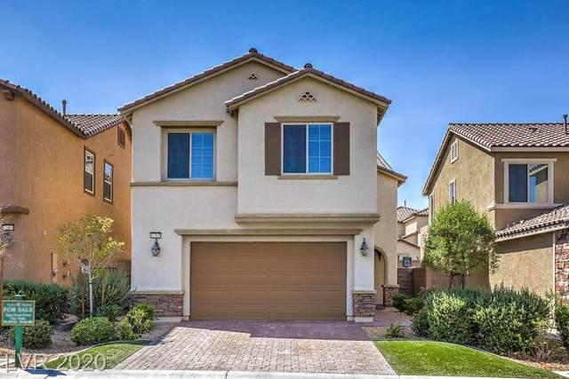 12395 Mosticone Way, Las Vegas, NV 89141 (MLS #2232978) :: The Perna Group