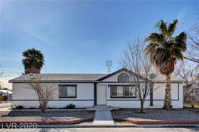 809 Mormon Peak Street, Overton, NV 89040 (MLS #2232990) :: Helen Riley Group | Simply Vegas
