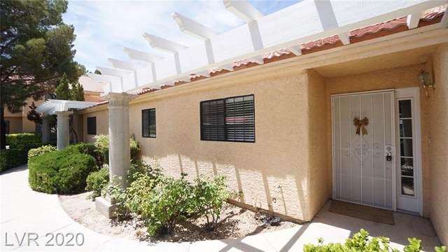 2851 Valley View Boulevard #1129, Las Vegas, NV 89102 (MLS #2233000) :: The Lindstrom Group