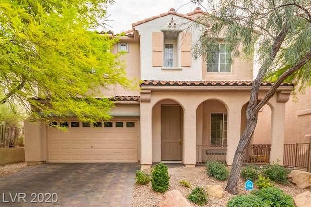 2234 Tulip Tree Street, Las Vegas, NV 89135 (MLS #2233007) :: The Shear Team