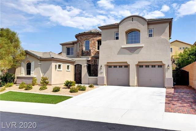 2524 Lochmaben Street, Henderson, NV 89044 (MLS #2233016) :: The Lindstrom Group