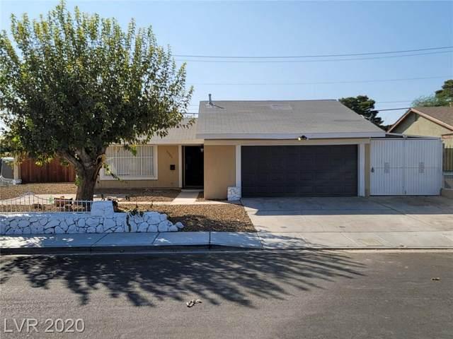1501 Everett Street, Las Vegas, NV 89101 (MLS #2233025) :: The Lindstrom Group