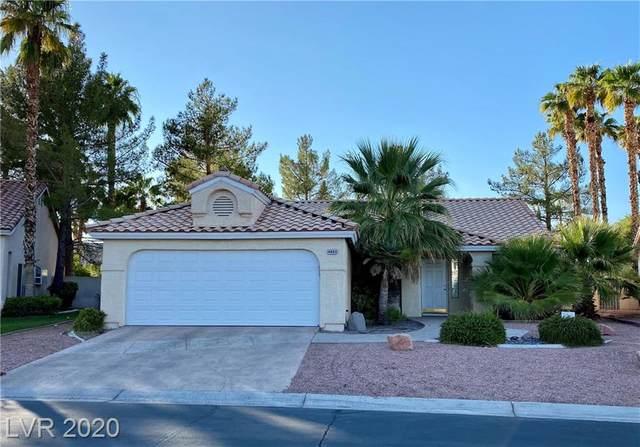 4843 Lames Drive, Las Vegas, NV 89122 (MLS #2233027) :: Hebert Group | Realty One Group