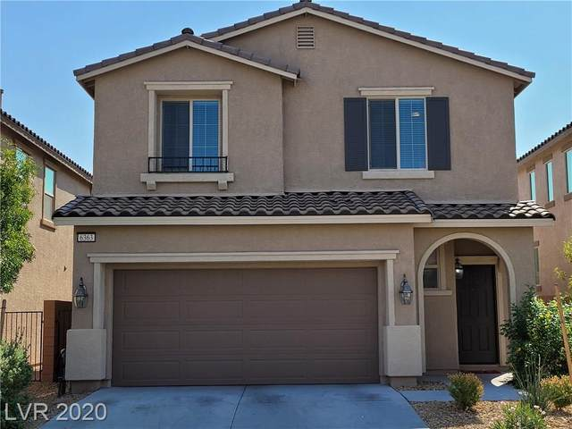 6363 Point Isabel Way, Las Vegas, NV 89122 (MLS #2233030) :: Signature Real Estate Group