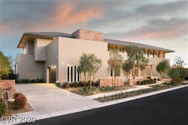 38 Hawkeye Lane, Las Vegas, NV 89135 (MLS #2233042) :: The Perna Group