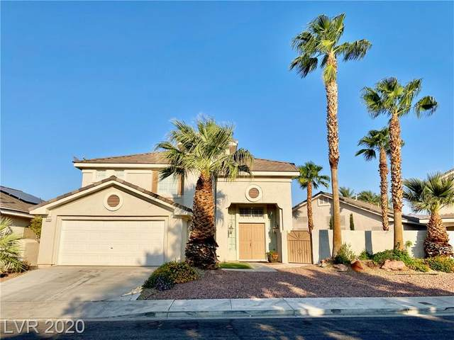 289 Horizon Pointe Circle, Henderson, NV 89012 (MLS #2233043) :: The Lindstrom Group
