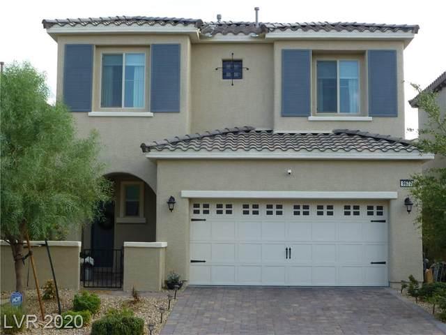 9677 Canyon Landing Avenue, Las Vegas, NV 89166 (MLS #2233064) :: Jeffrey Sabel