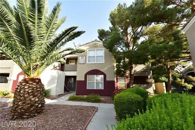 5055 Hacienda Avenue #1160, Las Vegas, NV 89118 (MLS #2233066) :: Jeffrey Sabel