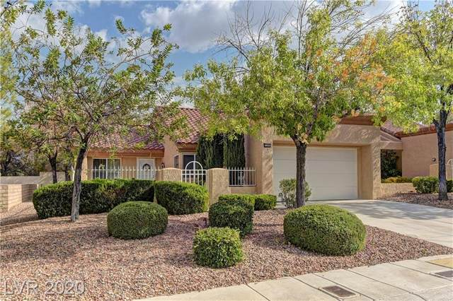 2396 Springridge Drive, Las Vegas, NV 89134 (MLS #2233082) :: The Shear Team