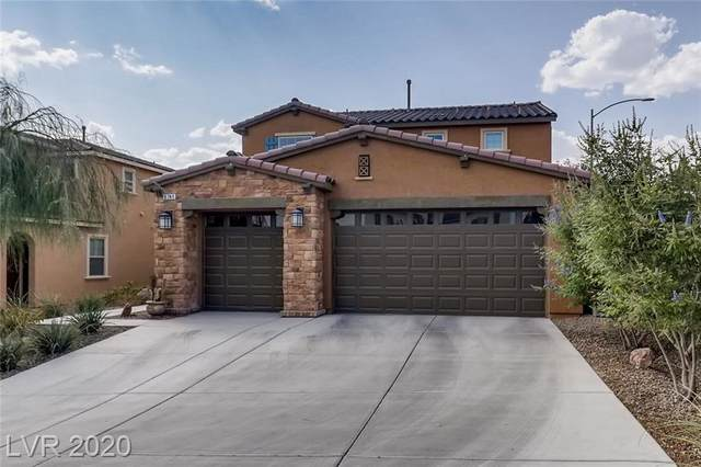 6741 Anvil Rock Street, North Las Vegas, NV 89084 (MLS #2233118) :: The Lindstrom Group
