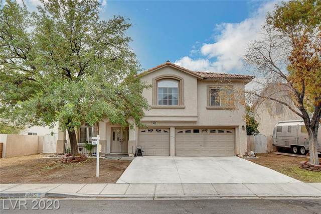1495 Deerford Circle, Las Vegas, NV 89110 (MLS #2233149) :: The Lindstrom Group