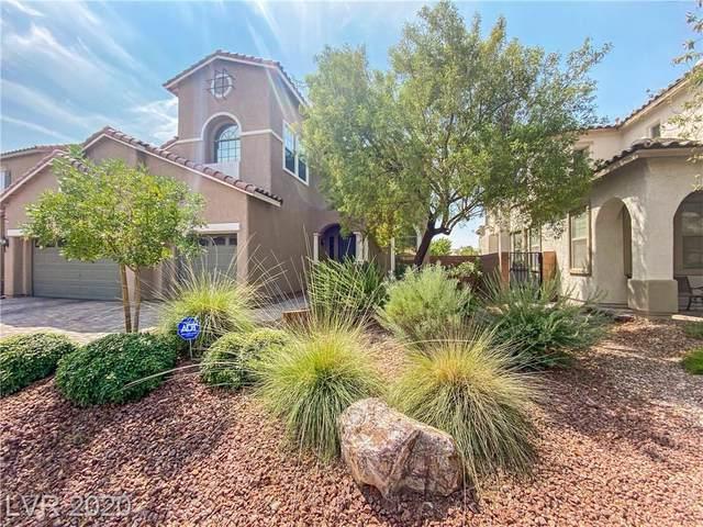 6933 Puetollano Drive, North Las Vegas, NV 89084 (MLS #2233157) :: Signature Real Estate Group