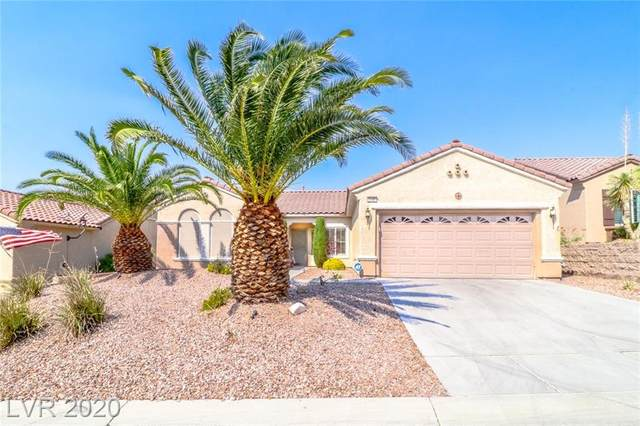 2141 Colvin Run Drive, Henderson, NV 89052 (MLS #2233192) :: Signature Real Estate Group