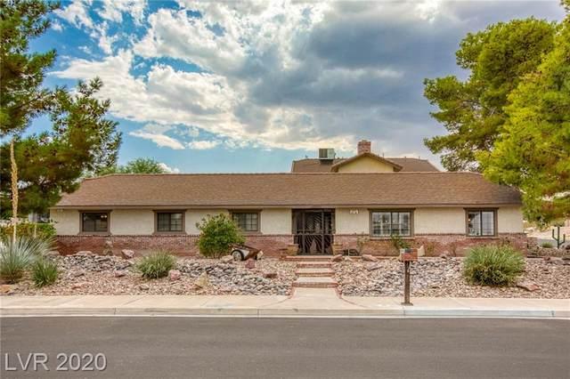 201 Desert Rose Drive, Henderson, NV 89015 (MLS #2233207) :: Jeffrey Sabel