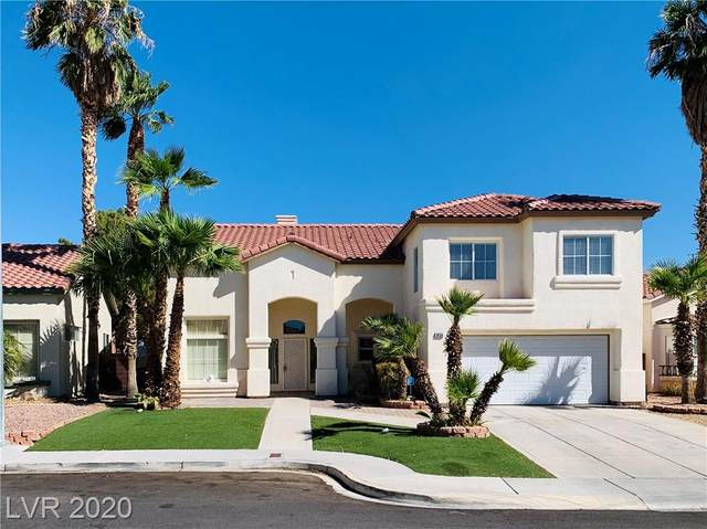 1836 Crystalaire Court, Las Vegas, NV 89123 (MLS #2233234) :: Helen Riley Group | Simply Vegas