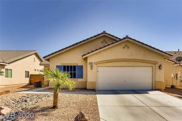 4716 Vincent Hill Court, North Las Vegas, NV 89031 (MLS #2233245) :: The Lindstrom Group