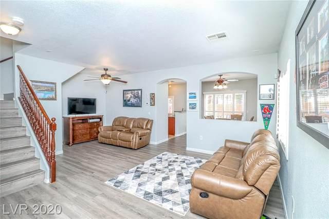 6328 Beige Bluff Street #102, North Las Vegas, NV 89081 (MLS #2233250) :: Kypreos Team