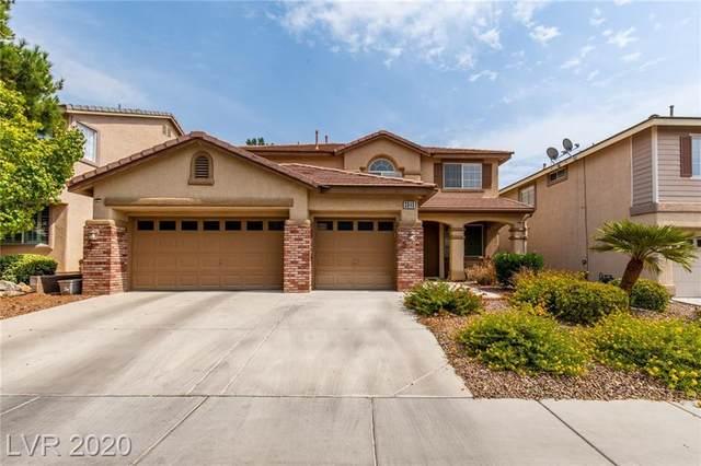 3040 Lenoir Street, Las Vegas, NV 89135 (MLS #2233264) :: Hebert Group | Realty One Group