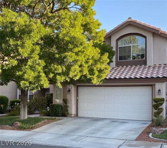 9025 Crimson Clover Way, Las Vegas, NV 89134 (MLS #2233274) :: The Shear Team