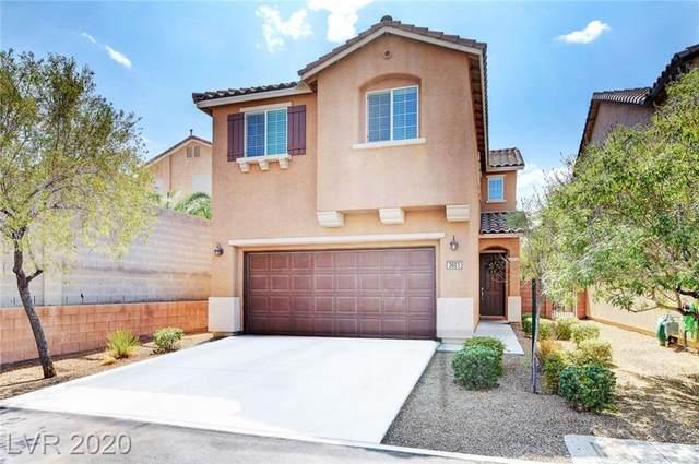 3601 Via Santa Maria, Henderson, NV 89052 (MLS #2233282) :: ERA Brokers Consolidated / Sherman Group