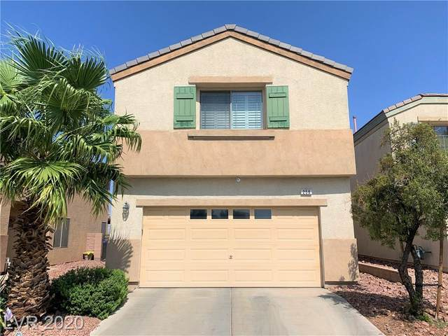 256 Sweet Sugar Pine Drive, Henderson, NV 89015 (MLS #2233284) :: The Perna Group