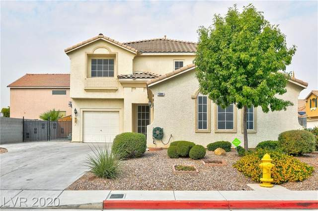 5305 Spring Canyon Street, North Las Vegas, NV 89081 (MLS #2233295) :: Helen Riley Group   Simply Vegas