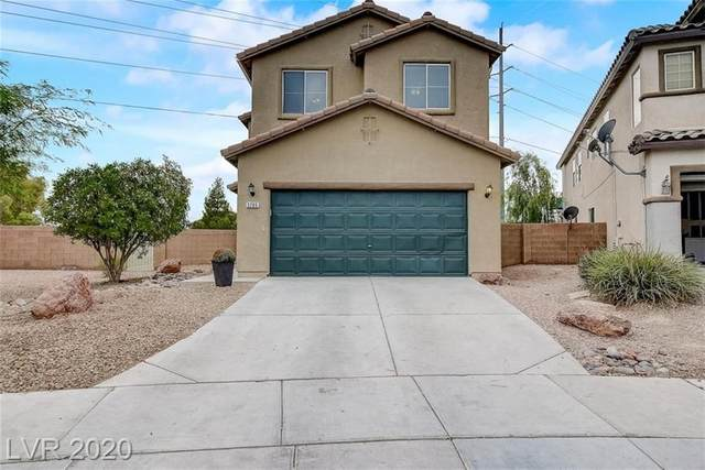 3205 Edinboro Ridge Avenue, North Las Vegas, NV 89081 (MLS #2233300) :: The Lindstrom Group