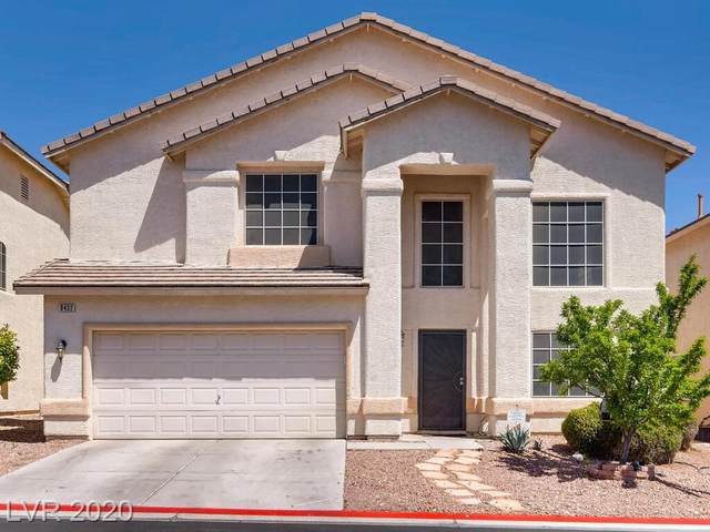 8432 Twinkling Topaz Avenue, Las Vegas, NV 89143 (MLS #2233302) :: The Lindstrom Group