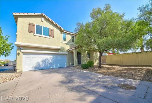 8349 Wildwood Glen Drive, Las Vegas, NV 89131 (MLS #2233315) :: The Lindstrom Group