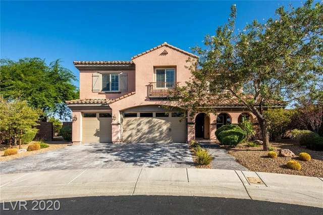 2900 Valvent Court, Henderson, NV 89044 (MLS #2233324) :: Helen Riley Group | Simply Vegas