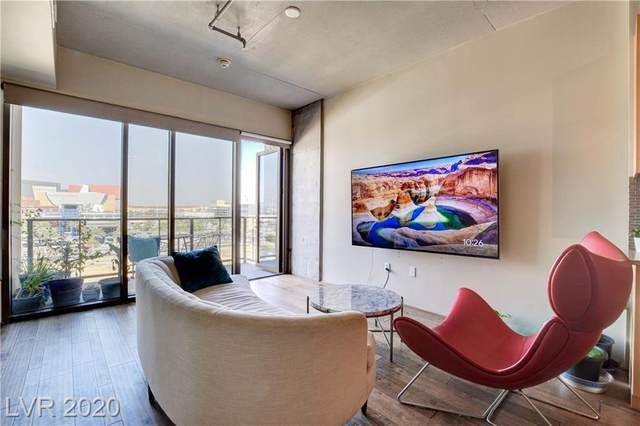 353 Bonneville Avenue #621, Las Vegas, NV 89101 (MLS #2233333) :: The Mark Wiley Group | Keller Williams Realty SW