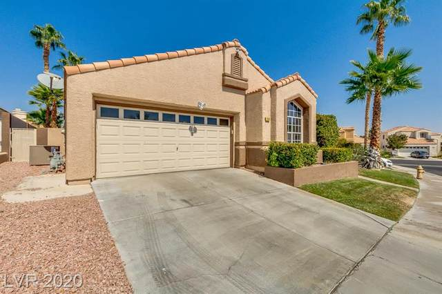 8324 Dorado Bay Court, Las Vegas, NV 89128 (MLS #2233340) :: The Lindstrom Group