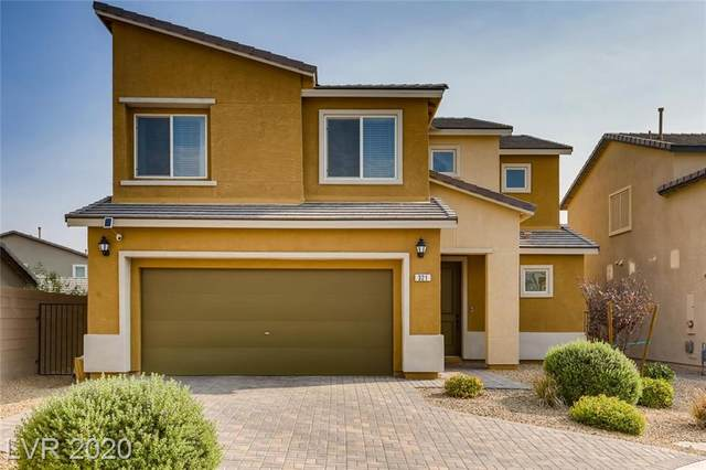 321 Slaters Glen Court, North Las Vegas, NV 89084 (MLS #2233366) :: The Lindstrom Group