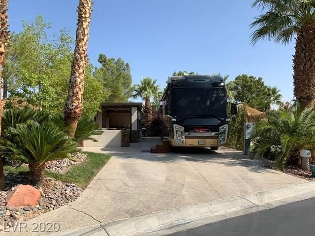 8175 Arville Street #278, Las Vegas, NV 89139 (MLS #2233376) :: Jeffrey Sabel