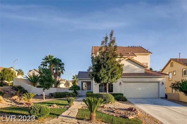 1171 Spago Lane, Henderson, NV 89052 (MLS #2233379) :: The Lindstrom Group