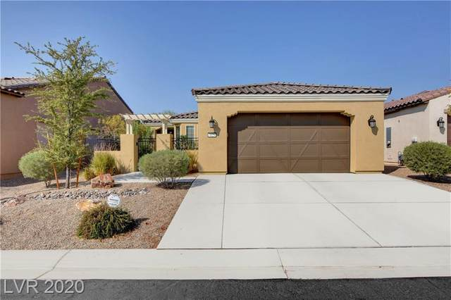 5629 Keystone Crest Street, North Las Vegas, NV 89081 (MLS #2233388) :: The Lindstrom Group