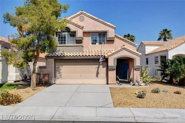 67 Sea Holly Way, Henderson, NV 89074 (MLS #2233389) :: The Lindstrom Group