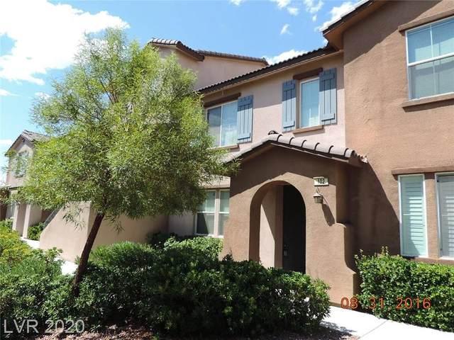 11428 Belmont Lake Drive #102, Las Vegas, NV 89135 (MLS #2233403) :: Jeffrey Sabel