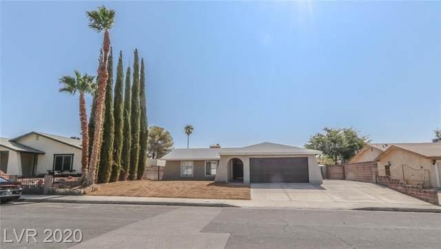 653 Paloma Drive, Boulder City, NV 89005 (MLS #2233417) :: Signature Real Estate Group