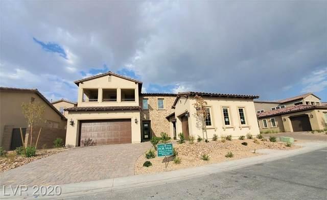 11308 San Arezzo Place, Las Vegas, NV 89141 (MLS #2233428) :: The Lindstrom Group
