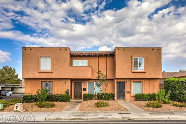 Las Vegas, NV 89107 :: The Mark Wiley Group | Keller Williams Realty SW