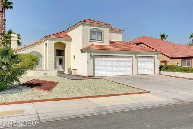 7632 Desert Delta, Las Vegas, NV 89128 (MLS #2233486) :: The Shear Team