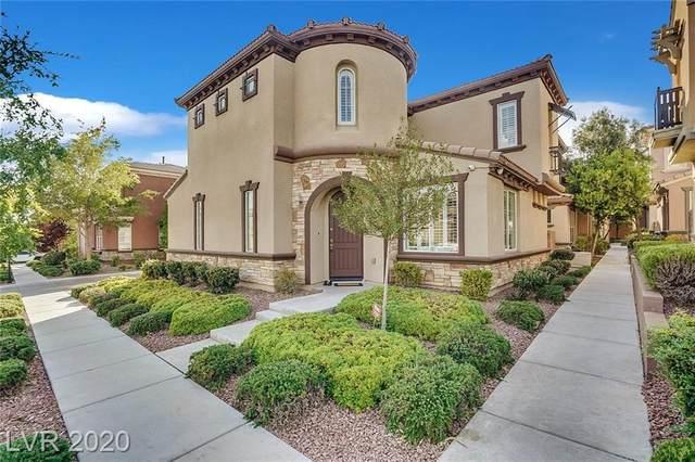 2303 Malaga Peak Street, Las Vegas, NV 89135 (MLS #2233488) :: Hebert Group | Realty One Group